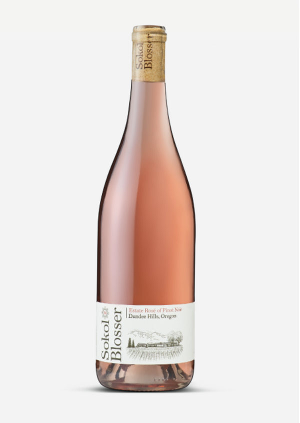 Sokol-Blosser Rose of Pinot Noir Estate 2020