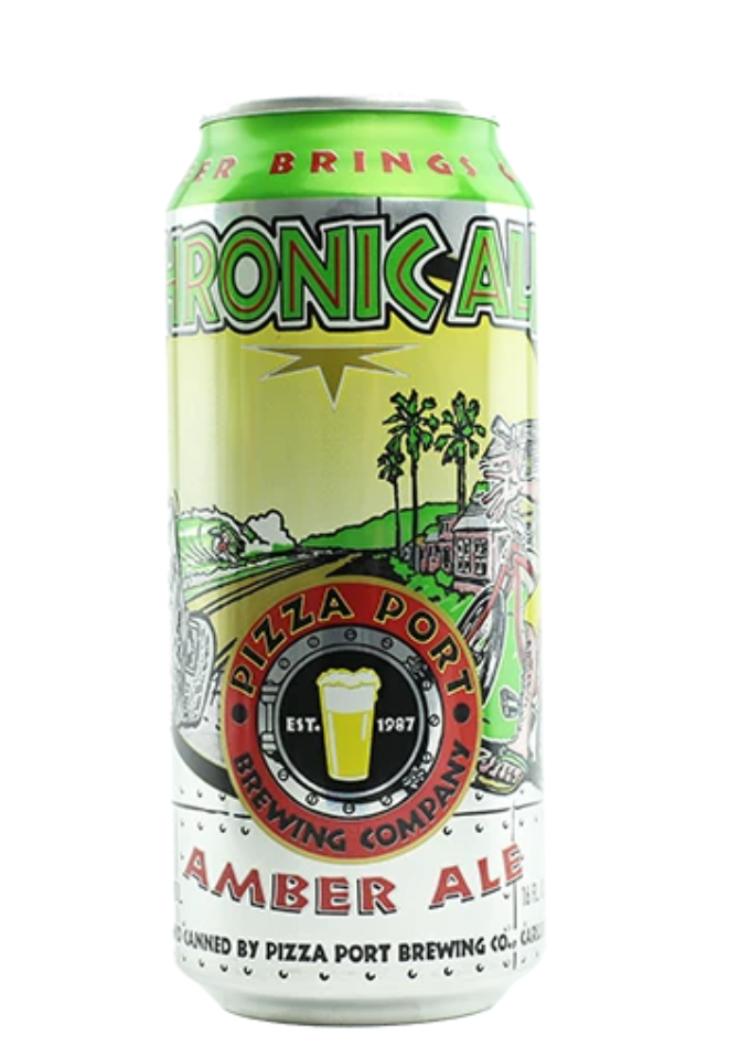 Pizza Port Brewing Co Chronic Amber Ale