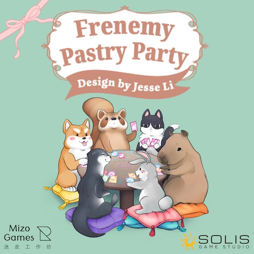 Frenemy Pastry Party (Kickstarter Edition) | Blackrowan Games