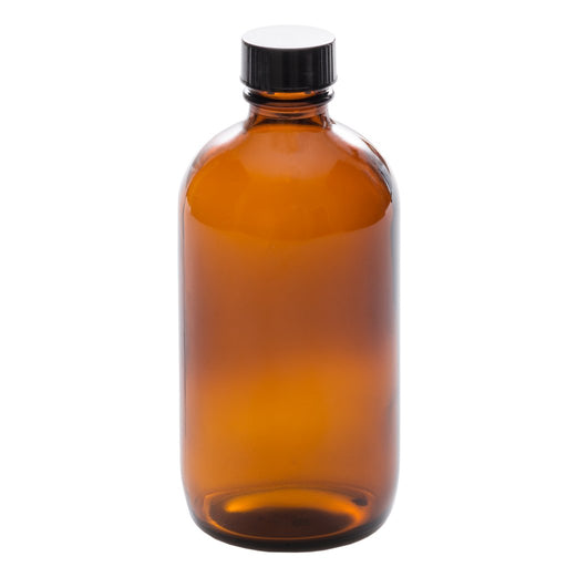 250 ml amber glass bottle for essential oils