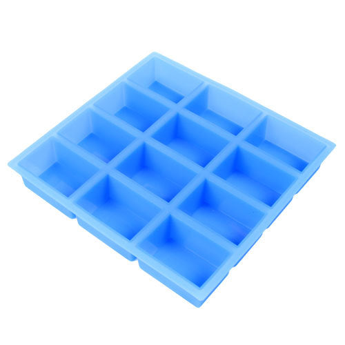 Square Soap Mold 12 cavity