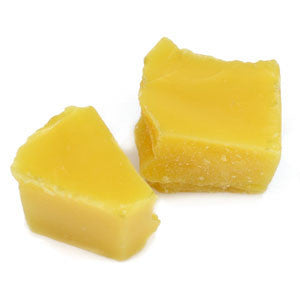 Beeswax Block Yellow (Canadian) - Sunrise Botanics