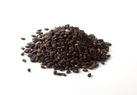 Sesame Seed Natural Whole Black - Sunrise Botanics