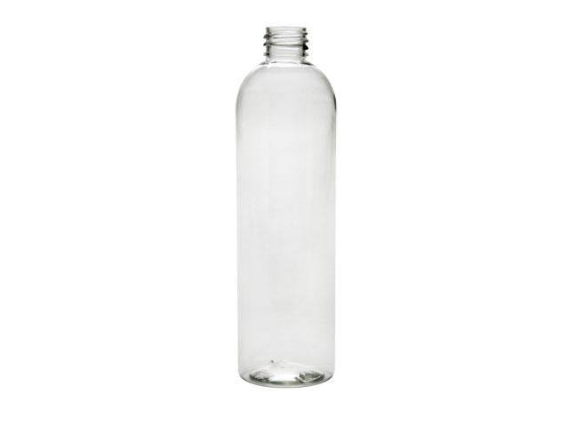1 oz (30 ml) Clear PET Round Bullet Bottles - Sunrise Botanics