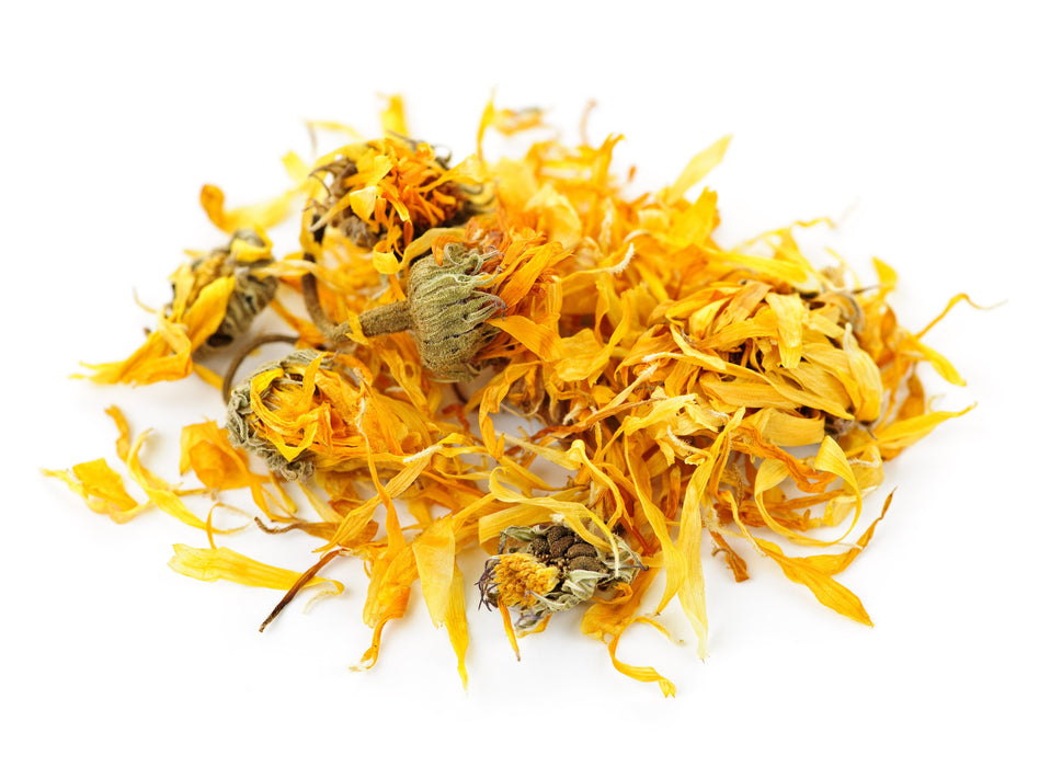 Calendula Flower Whole - Sunrise Botanics