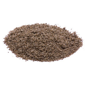 Chia Seed Ground Black - Sunrise Botanics