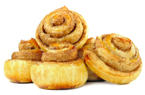 Cinnamon Bun Fragrance Oil - Sunrise Botanics