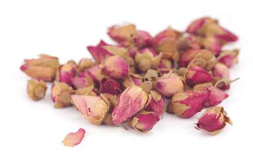 Red Rose Buds and Petals - Sunrise Botanics