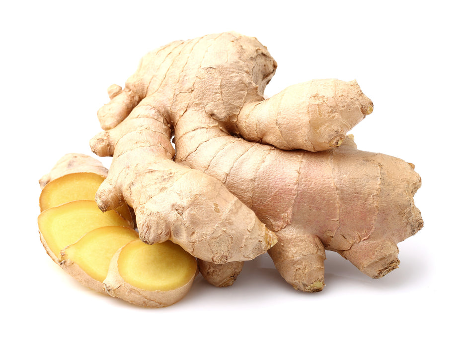 Ginger Root Organic Essential Oil - Sunrise Botanics