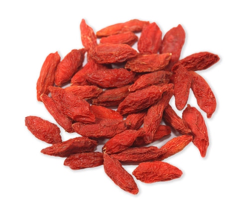 Lycium Berry Whole (Goji) - Sunrise Botanics