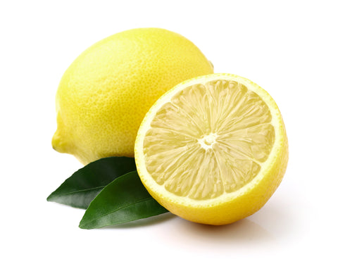 Lemon Organic Essential Oil - Sunrise Botanics