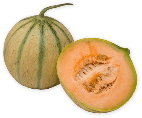 muskmelon has a high content of vitamins a and c making it