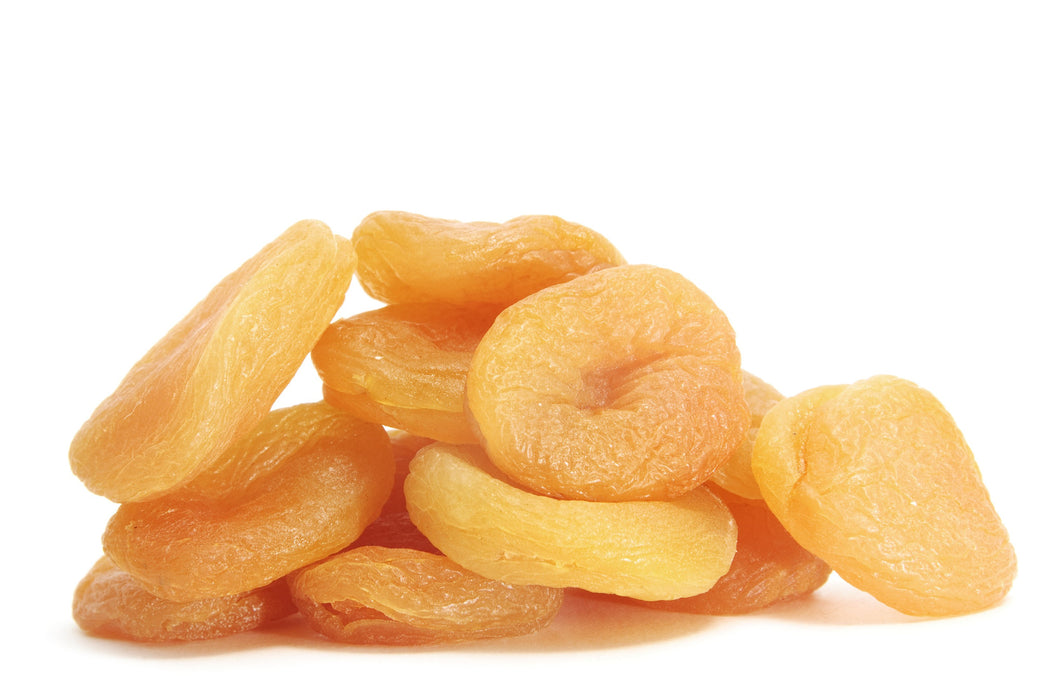 Peaches Dried Fruit - Sunrise Botanics
