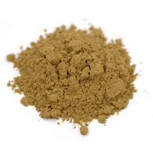 Rhubarb Root Powder - Sunrise Botanics