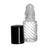 Roll On Spiral Glass Bottle 5 ml (1/6 oz) - Sunrise Botanics