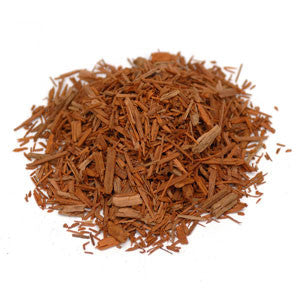 Sandalwood Chips Red - Sunrise Botanics
