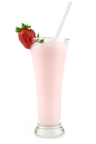 Strawberry Milkshake Fragrance Oil - Sunrise Botanics