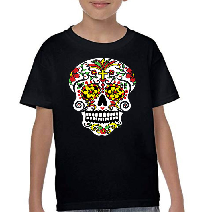 "Wholesale by Bronze Baboon: ""Color Me Red"" Kid's T-Shirts"