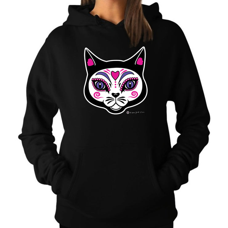 "Wholesale by Bronze Baboon: ""El Gato"" Hoodie/Sweatshirt"