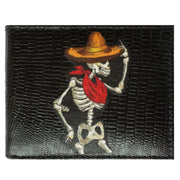 """Day of the Dead Fiesta"" Leather Wallets"