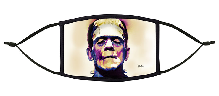 Frankenstein Adjustable Face Mask