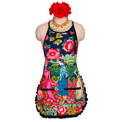Wholesale by Bronze Baboon:  Frida & Catrina Classic Apron