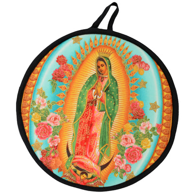 "Wholesale by Bronze Baboon ""Virgin of Guadalupe"" Tortilla Warmers"