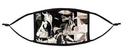 Guernica Adjustable Face Mask (Picasso)