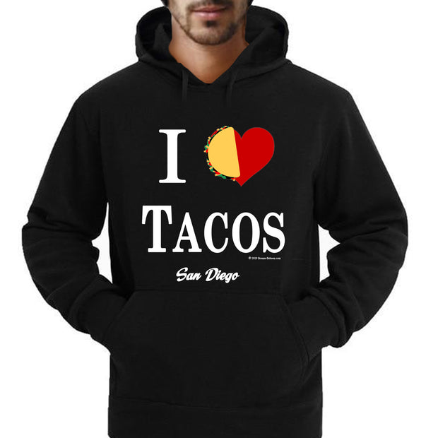 "Wholesale by Bronze Baboon ""I (love) Tacos"" San Diego T-Shirt"
