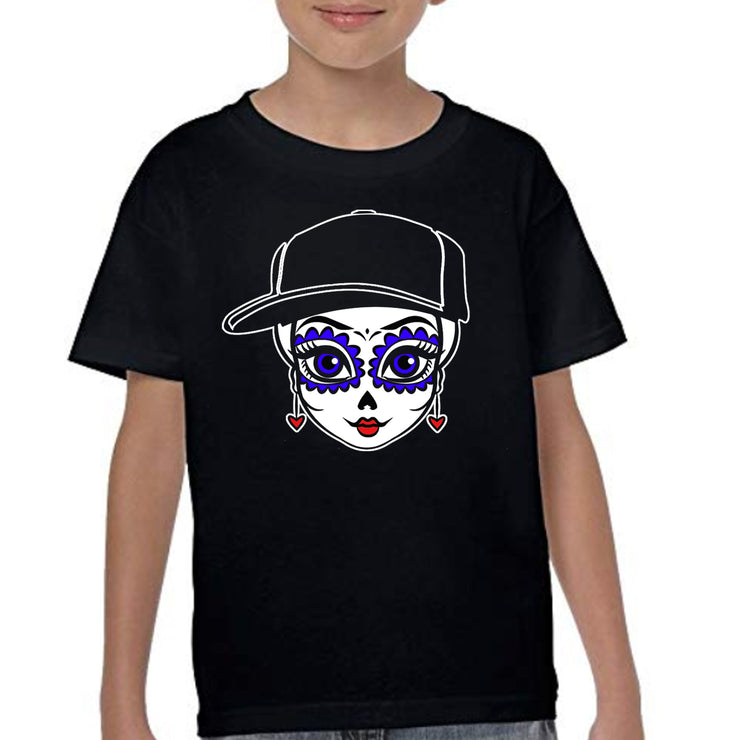 Bronze Baboon wholesale L.A. Friducha kids t-shirts.