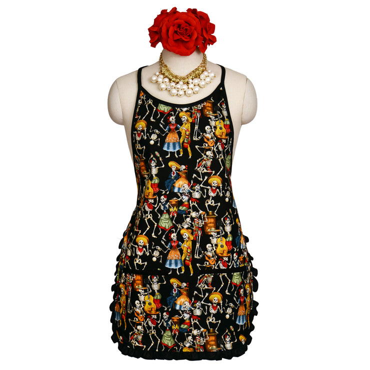 "Wholesale by Bronze Baboon: ""Fiesta"" Classic Apron"