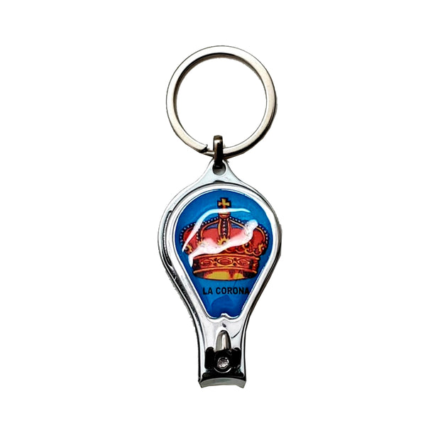 """Loteria Collection"" Keychain/Nail Clipper/Bottle Opener"