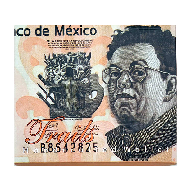 """Diego Rivera"" Wallet"