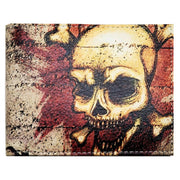 Wholesale by Bronze Baboon: Skull Wallet