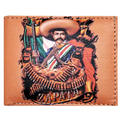 Wholesale by Bronze Baboon: Zapata Wallet