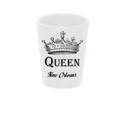 """Queen"" Shot Glass"