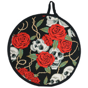 """Rose Tattoo"" Tortilla Warmers"
