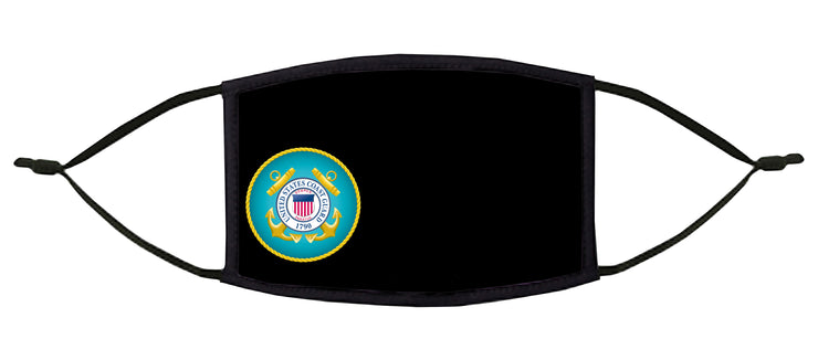 U.S. Coast Guard Adjustable Face Mask