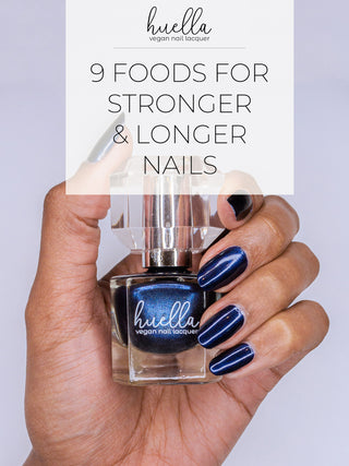9 Foods For Stronger & Longer Nails