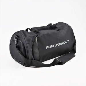 Black Sports Duffle Bag