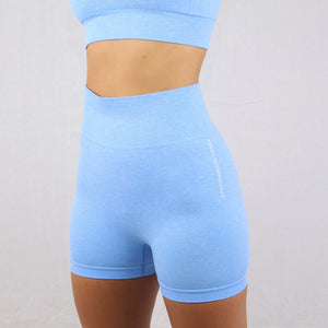 Prix Workout blue gym wear shorts