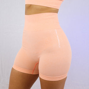 Prix Workout peach gym wear shorts