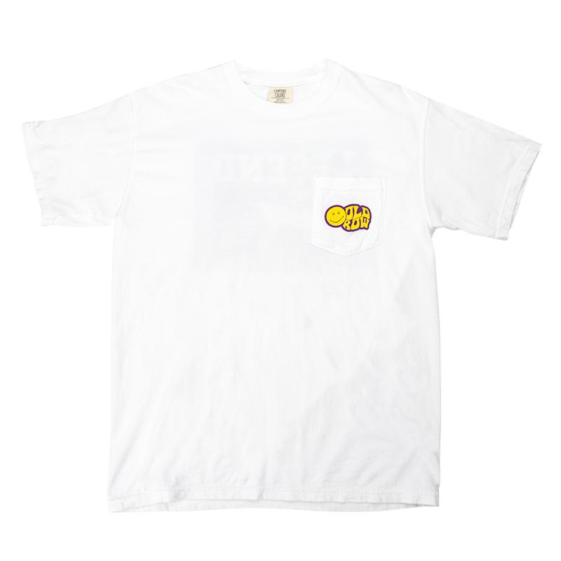 OR The Alright Legend pocket tee