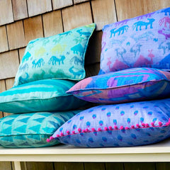 "Sunda 18"" x 18"" Pillow Cover"