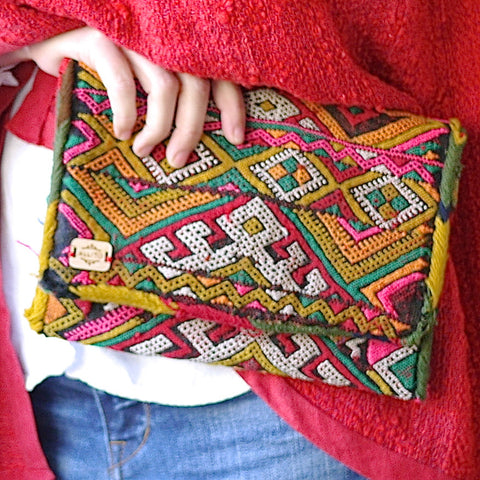 The Marita Clutch