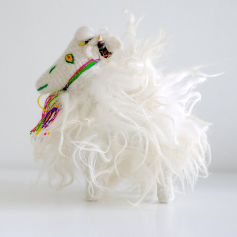 Decorative Wool Sheep - Small