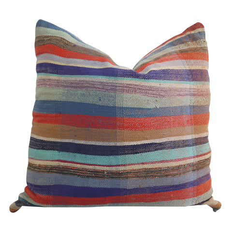 "Summertime Moroccan Pillow Cover 24"" x 24"""