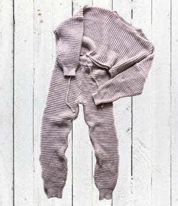 Knitted Lounge Set