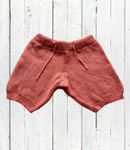 Load image into Gallery viewer, Knitted Shorts Set