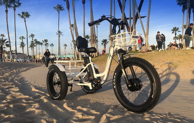 Here's your handy electric trike buying guide